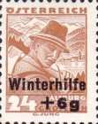 [Winter Charity - National Costumes Stamps in Different Colors Overprinted, Typ ED6]