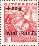 [Winter Charity - National Costumes Stamps in Different Colors Overprinted, Typ ED7]
