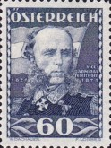 [Charity Stamps - Military Personalities, Typ GA]