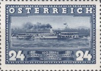 [The 100th Anniversary of Danube Steamboats, Typ GT]