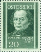 [Charity Stamps - Austrian Doctors, Typ HF]