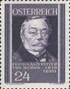[Charity Stamps - Austrian Doctors, Typ HG]