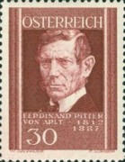 [Charity Stamps - Austrian Doctors, Typ HH]