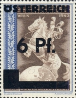 """[German Empire Postage Stamps Overprinted """"ÖSTEREICH"""" & Surcharged, type HP]"""