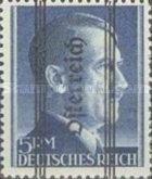 [Adolf Hitler, 1889-1945 - German Empire Postage Stamps Overprinted in Thick Letters - Österreich 18½ mm Long, type IL6]