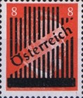 [Adolf Hitler, 1889-1945 - German Empire Postage Stamp Overprinted, type IZ]