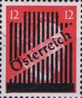 [Adolf Hitler, 1889-1945 - German Empire Postage Stamp Overprinted, type JA]