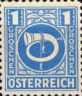 [Definitives - Post Horn, type JG]