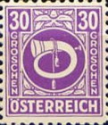 [Definitives - Post Horn, type JG11]