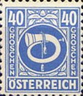 [Definitives - Post Horn, type JG12]