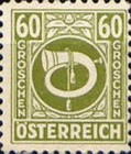 [Definitives - Post Horn, type JG13]