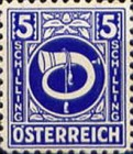 [Definitives - Post Horn, type JG16]