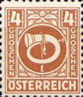 [Definitives - Post Horn, type JG2]