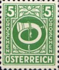 [Definitives - Post Horn, type JG3]