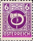 [Definitives - Post Horn, type JG4]