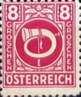 [Definitives - Post Horn, type JG5]