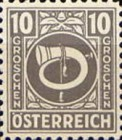 [Definitives - Post Horn, type JG6]