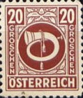 [Definitives - Post Horn, type JG9]