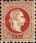 [Issues of Austro-Hungarian Monarchy - Fine Print, Typ K11]
