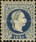 [Issues of Austro-Hungarian Monarchy - Fine Print, Typ K15]