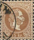 [Issues of Austro-Hungarian Monarchy - Fine Print, type K21]