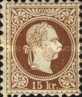 [Issues of Austro-Hungarian Monarchy - Fine Print, type K22]