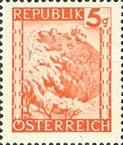 [Landscapes Stamps of 1945-1947 in New Colors, Typ KD1]