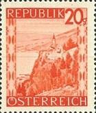 [Landscapes Stamps of 1945-1947 in New Colors, Typ KN1]