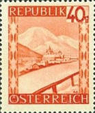 [Landscapes Stamps of 1945-1947 in New Colors, Typ KU1]
