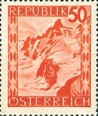 [Landscapes Stamps of 1945-1947 in New Colors, Typ KX2]
