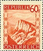 [Landscapes Stamps of 1945-1947 in New Colors, Typ KZ2]