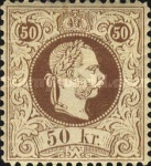 [Issues of Austro-Hungarian Monarchy - Fine Print, type L1]