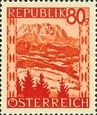 [Landscapes Stamps of 1945-1947 in New Colors, Typ LC1]