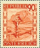 [Landscapes Stamps of 1945-1947 in New Colors, Typ LD1]
