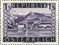 [Landscapes Stamps of 1945-1947 in New Colors, Typ LE1]