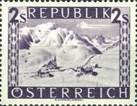 [Landscapes Stamps of 1945-1947 in New Colors, Typ LF1]