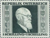 [Charity Stamps - President Renner, Typ LJ]
