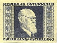 [Charity Stamps - President Renner, Typ LJ3]