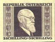 [Charity Stamps - President Renner, Typ LJ5]