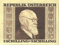 [Charity Stamps - President Renner, Typ LJ7]