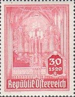 [The Re-construction of St. Stephans Church, Typ MI]