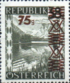[Postage Stamps of 1945-1947 Surcharged New Values, Typ NQ]