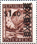 [Postage Stamps of 1945-1947 Surcharged New Values, Typ NQ1]
