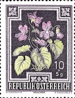 [Flowers - Charity Stamps, Typ OK]