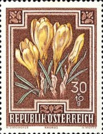 [Flowers - Charity Stamps, Typ OM]