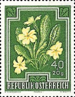 [Flowers - Charity Stamps, Typ ON]