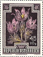 [Flowers - Charity Stamps, Typ OO]