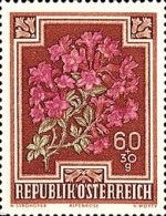 [Flowers - Charity Stamps, Typ OP]
