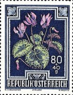 [Flowers - Charity Stamps, Typ OR]