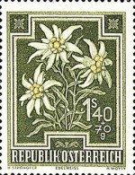 [Flowers - Charity Stamps, Typ OT]